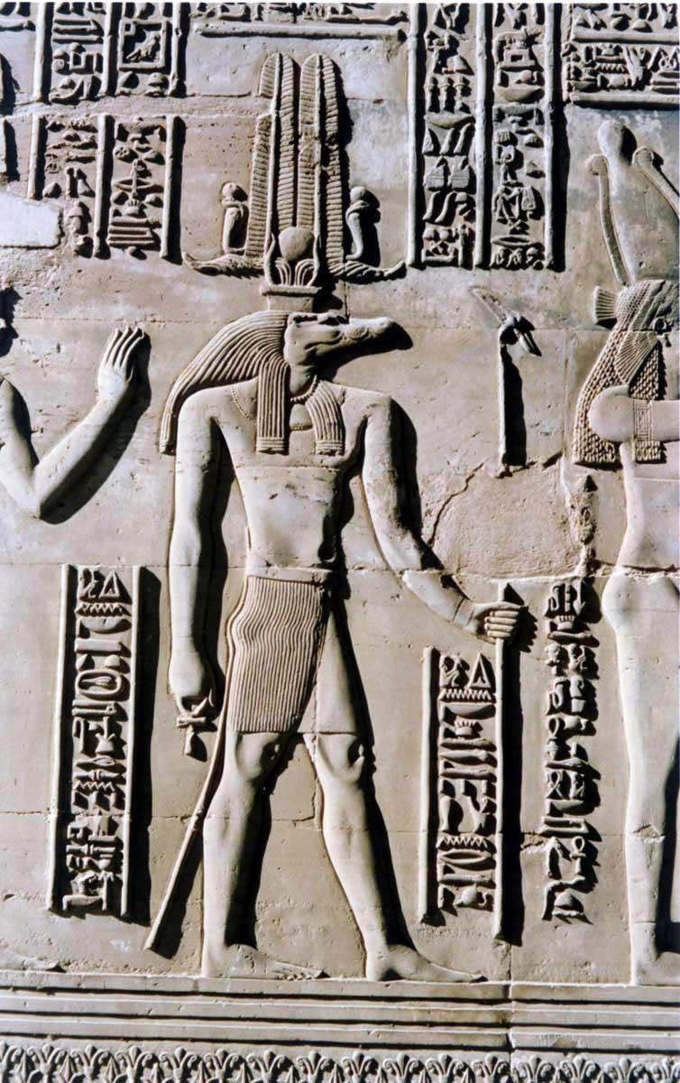 اثار الفرعونية مكتبة كاملة متجددة