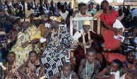 ghana-king-9ntc.jpg (142150 Byte) Shai festival, picture Ghana