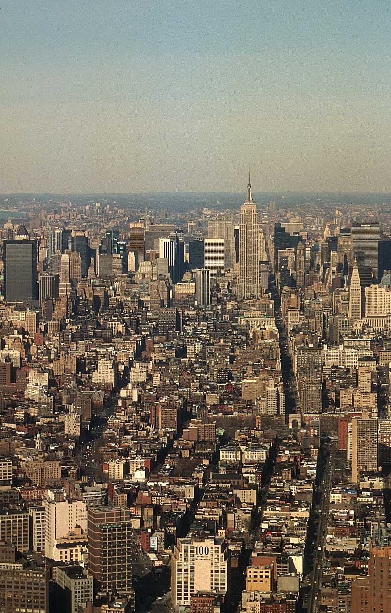New York City, USA, Pictures And Sightseeing Information