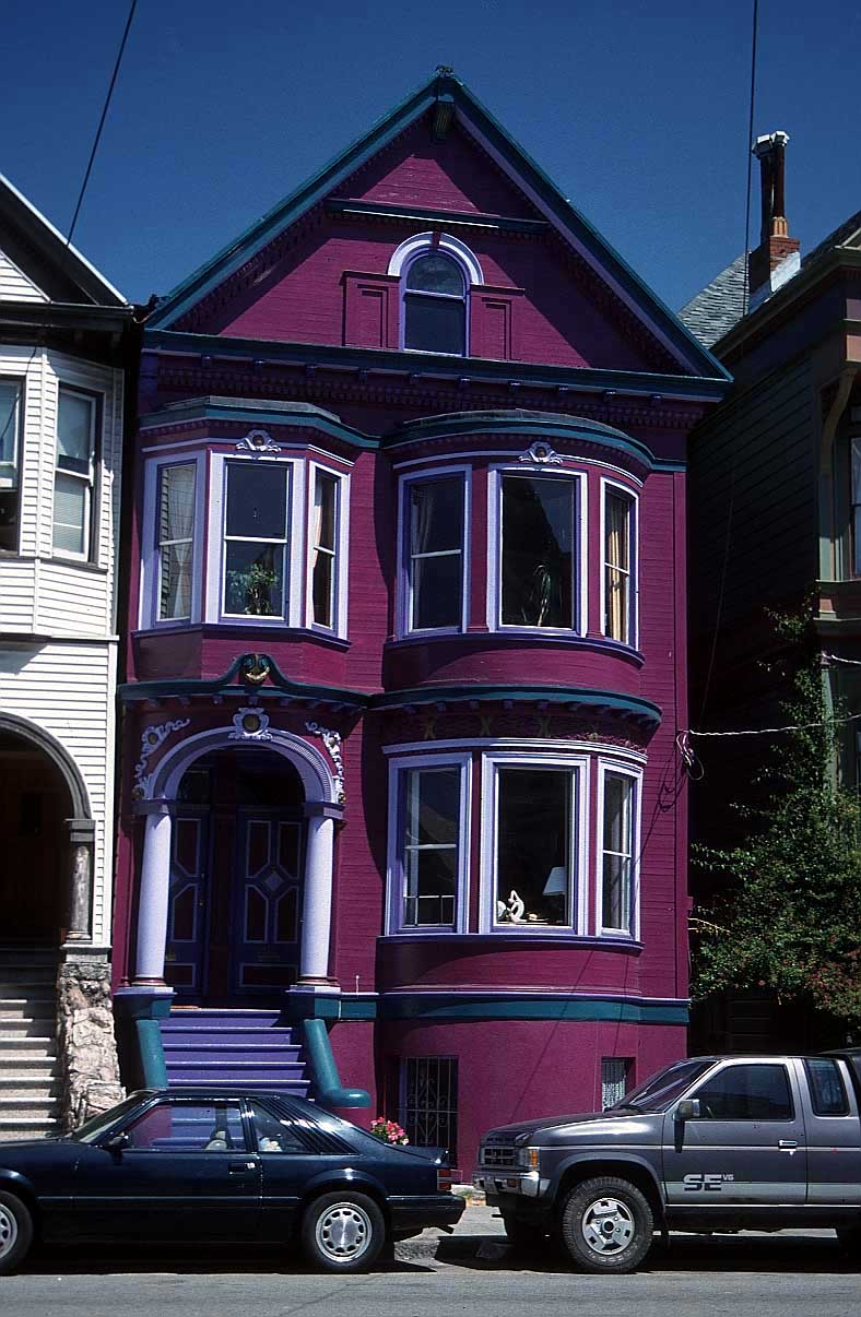 San francisco california tourist information and free for Home in san francisco