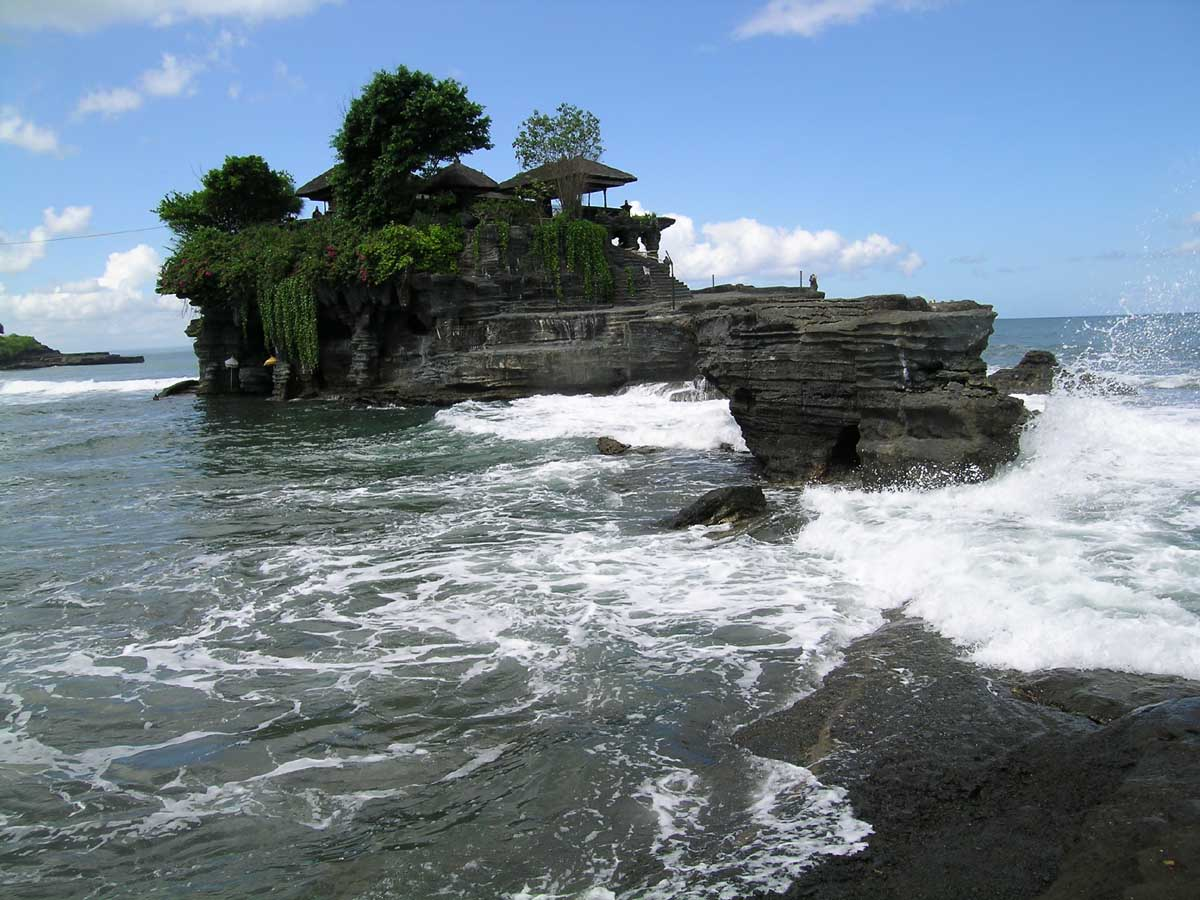 On tourism in Bali Indonesia