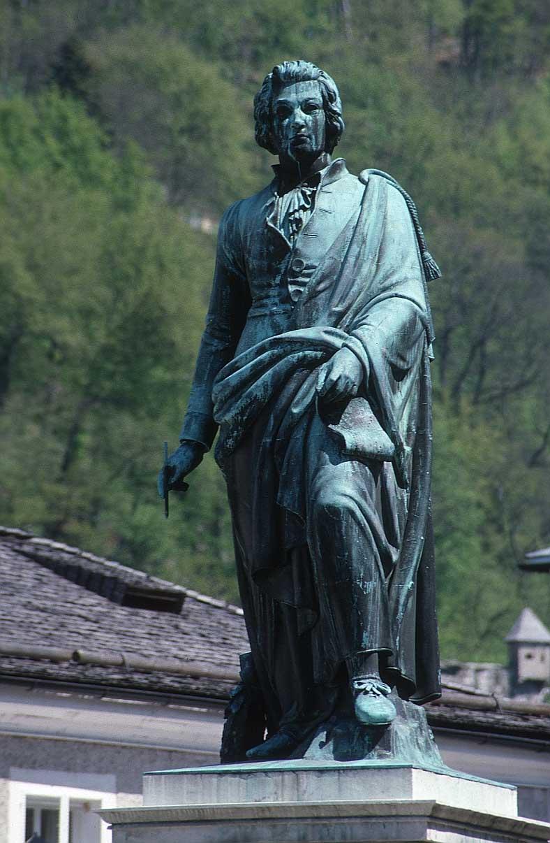 Wolfgangamedeus mozart air de la reine de la nuit - 1 part 1