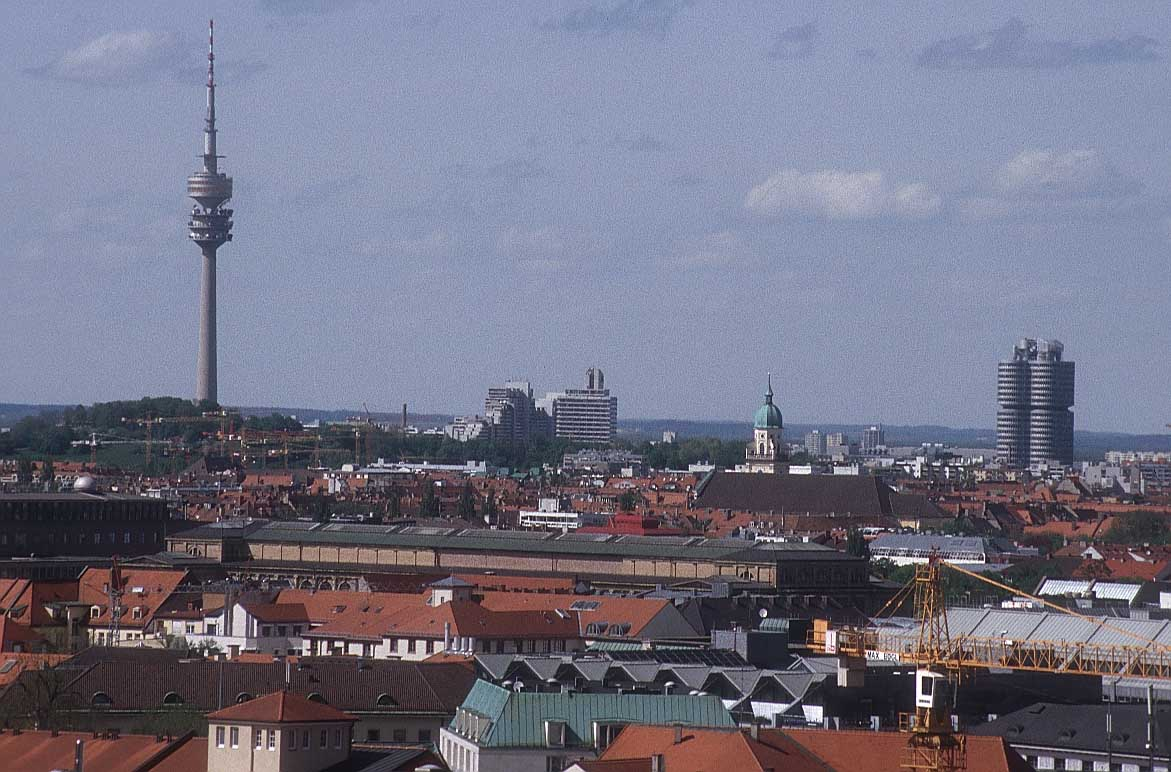 Munich, Germany, pictures and travel information
