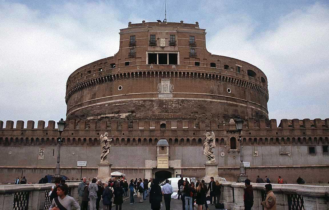روما - ROME Castel-angelo