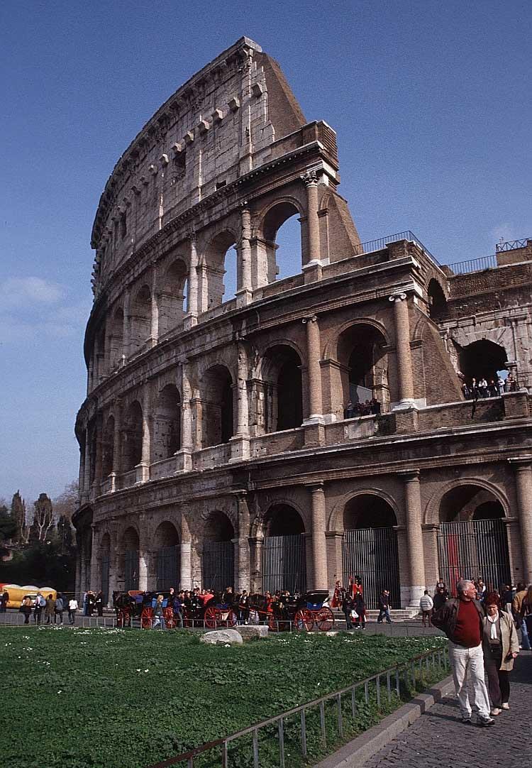 روما - ROME Colosseum-rome-italy