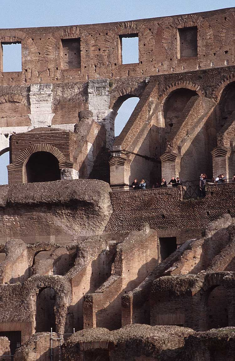rome italy europe pictures colosseum roman forum palatine
