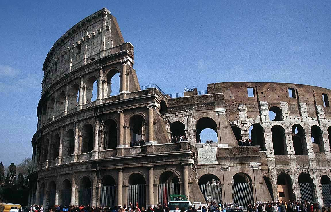 Rome italy europe pictures colosseum roman forum for Rome in rome