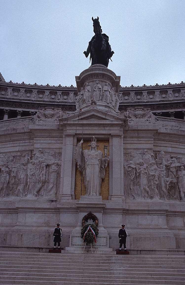 روما - ROME Monument-emmanuel