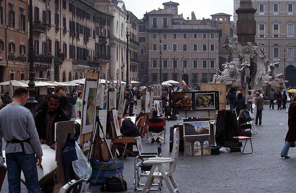 روما - ROME Navona-rome