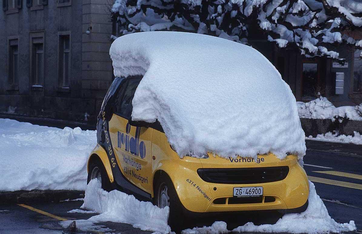 Хранение автомобиля без гаража: важные для безопасности нюансы