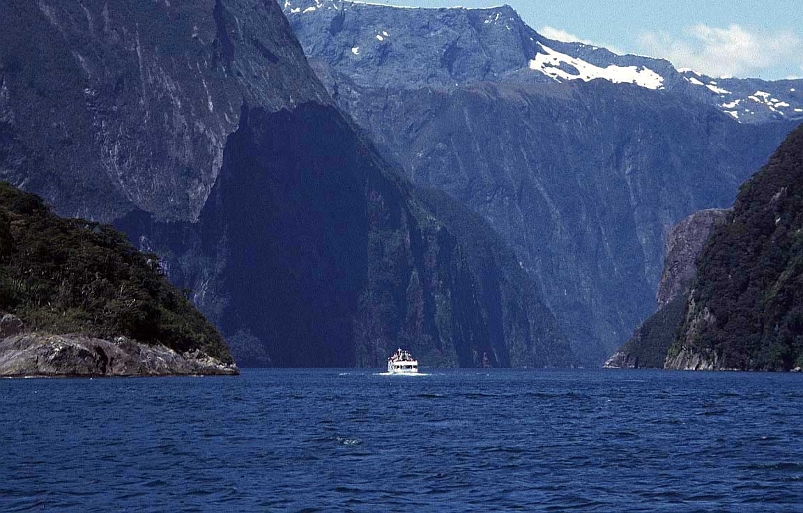 Pictures of New Zealand for free and tourist information