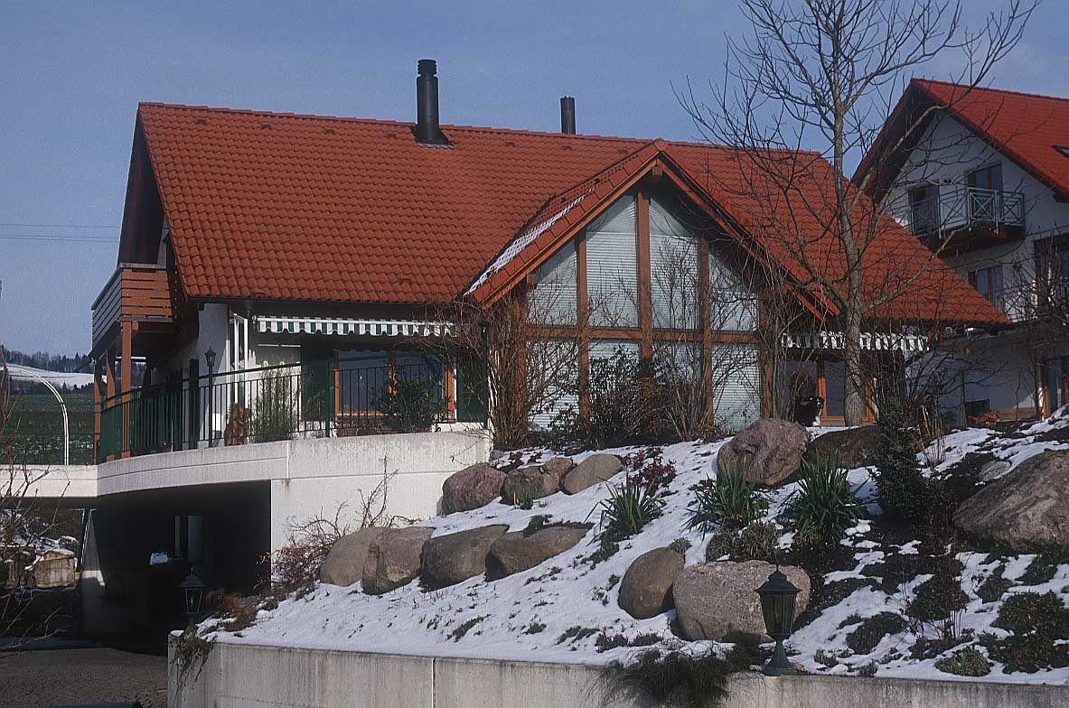 خانه زمستاني