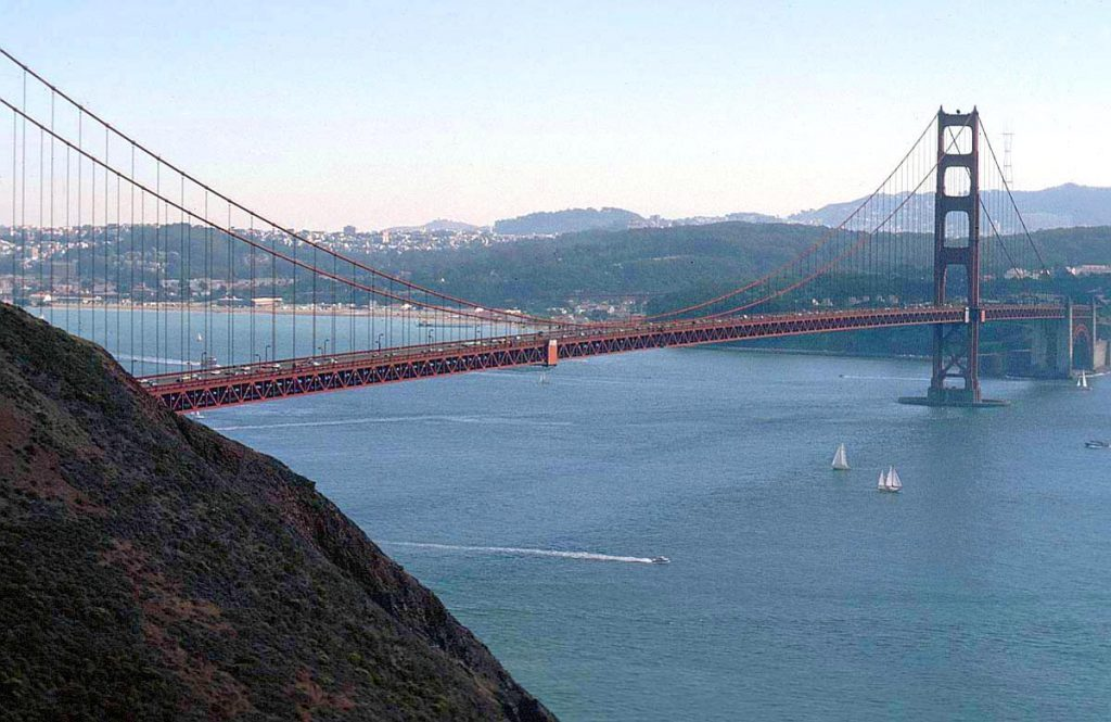Golden Gate bigfoto