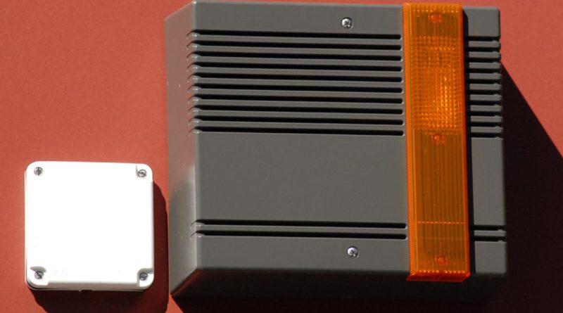 alarm device c9e2