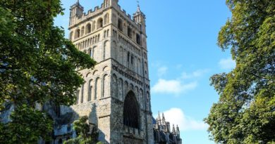 exeter england